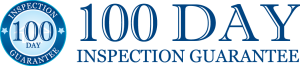 100 Day Inspection Guarantee